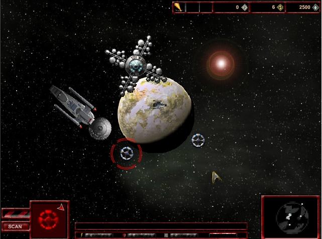 Игра Flash Trek: Broken Mirror онлайн