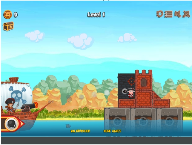 Игра Fort Blaster онлайн