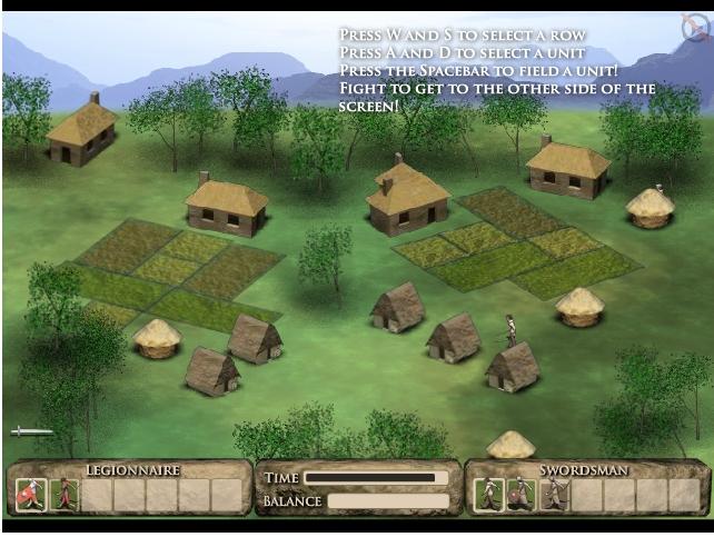 Игра History of War: Romans онлайн