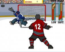 Игра Hockey Challenge онлайн