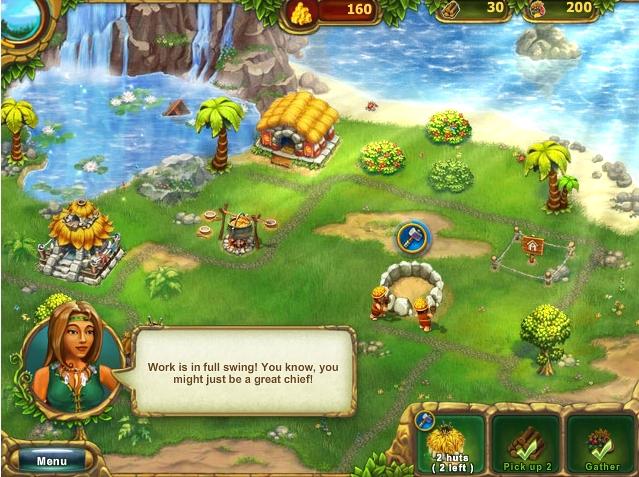 Игра Jack of all Tribes онлайн
