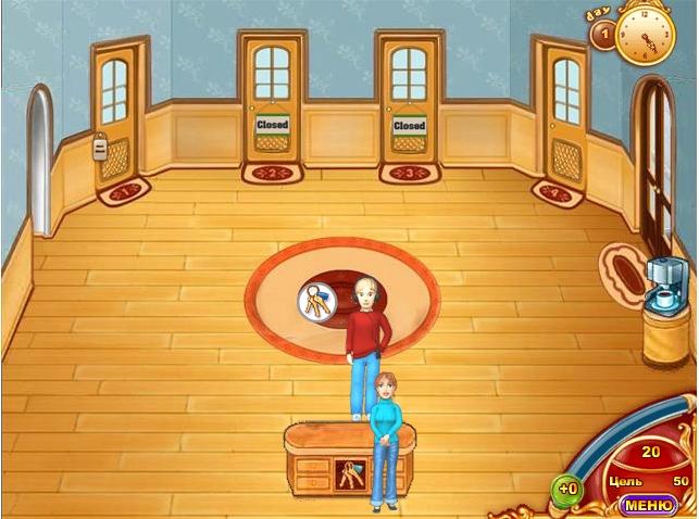 Игра Jane's Hotel онлайн