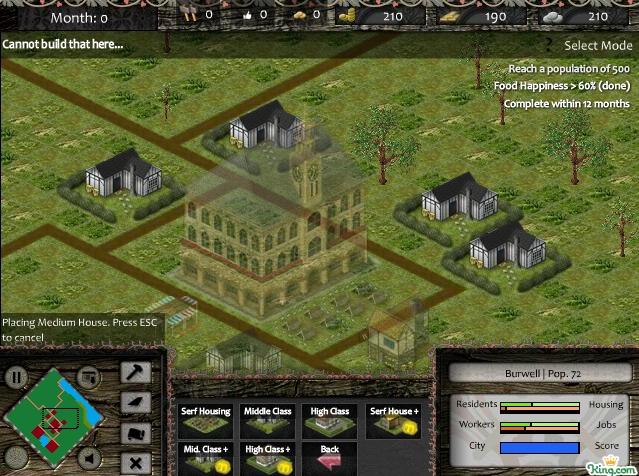 Игра Kingdom's Nobility онлайн