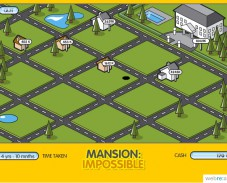 Игра Mansion Impossible онлайн