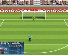 Игра Penalty Shootout 2010 онлайн
