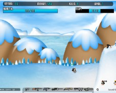 Игра Penguin Massacre онлайн