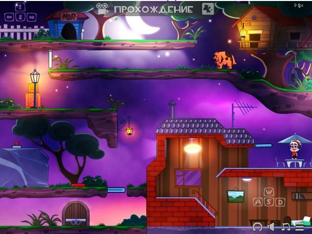 Игра Pheus and Mor онлайн