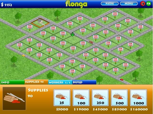Игра Real Estate Fun онлайн