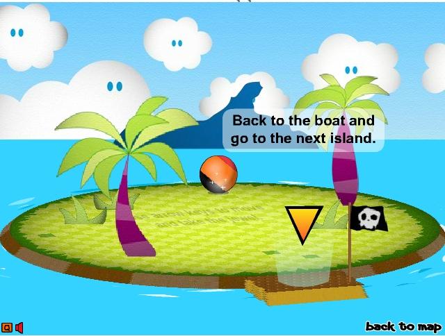 Игра Roll Roll Pirate! онлайн