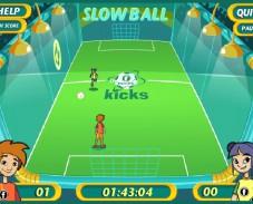 Игра SuperSpeed 1×1 footbal онлайн