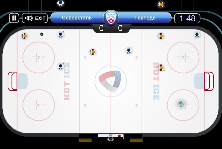 Игра Table Hockey онлайн