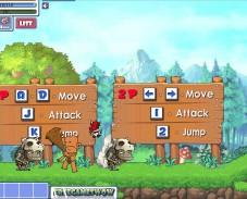 Игра Tribe Boy Vs Monsters онлайн