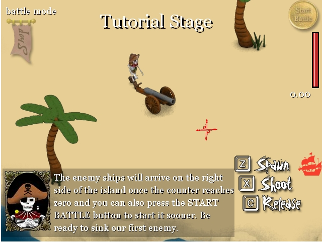 Игра Unholy Island онлайн