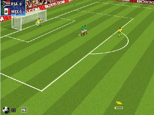 Игра World Cup Kicks онлайн