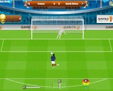Игра World Cup Penalty 2010 онлайн