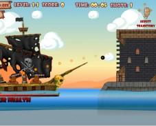 Игра Yo-Ho-Ho Cannon онлайн
