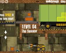 Игра Автопогрузчик онлайн