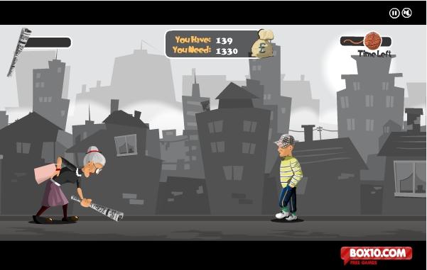 Игра Бабуля онлайн