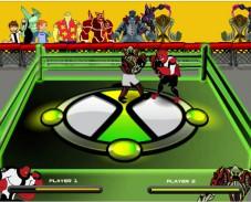 Игра Бен 10 Бокс онлайн
