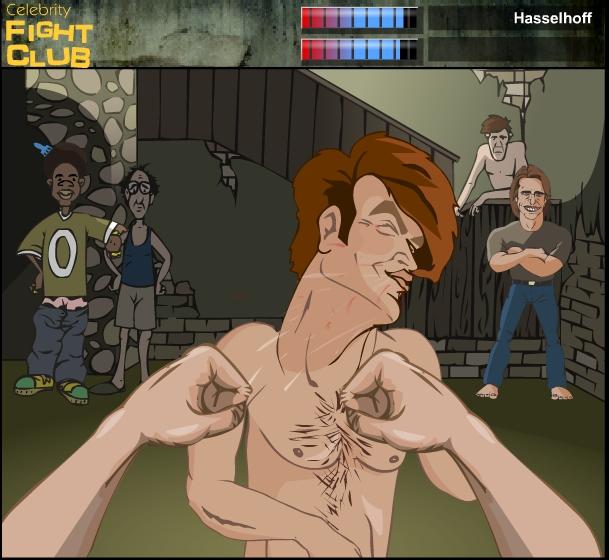 Игра Бойцовский клуб онлайн