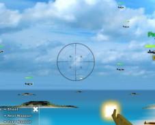 Игра Воздушный стрелок онлайн