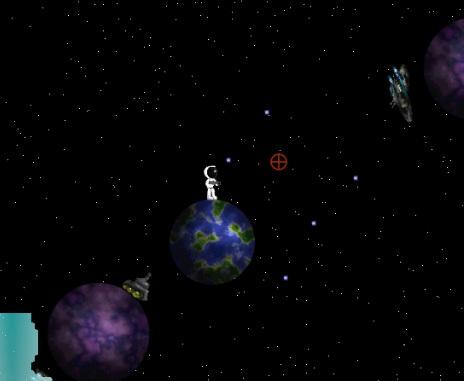 Игра Война за планету онлайн
