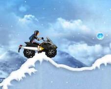 Игра Гонка по льду онлайн