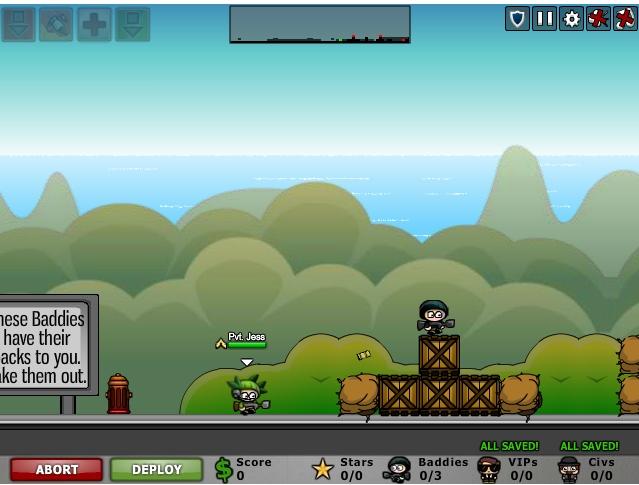 Игра Город в осаде 2 онлайн
