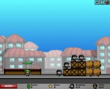 Игра Город в осаде онлайн