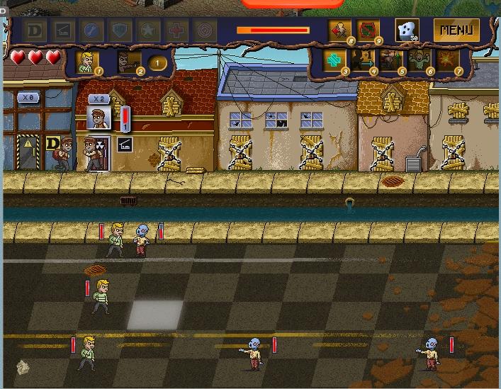 Игра Город монстров онлайн