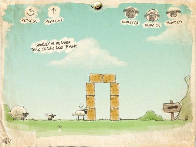 Игра Домой овечки онлайн