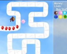 Игра Защита от шариков 2 онлайн