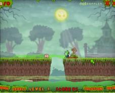 Игра Зомби поедают мозги онлайн