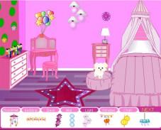 Игра Комната для принцессы онлайн
