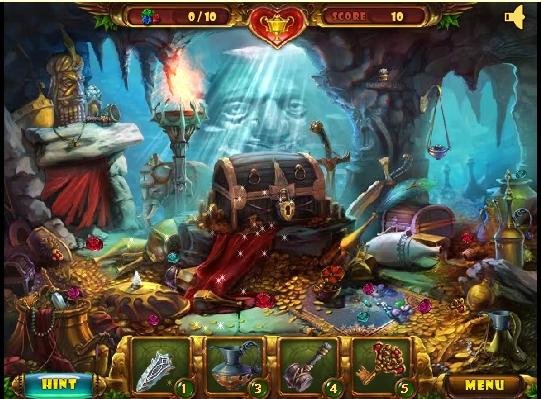 Игра Лампа Аладина онлайн