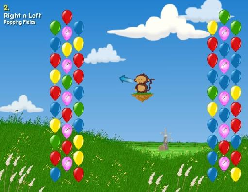 Игра Лопать шарики 2 онлайн