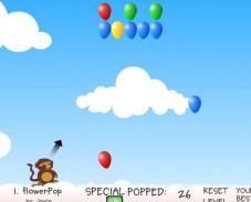 Игра Лопать шарики 4 онлайн