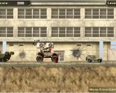 Игра Машина убийца онлайн