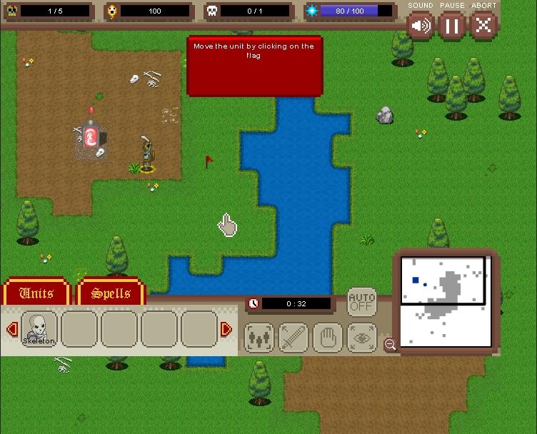 Игра Некромант онлайн