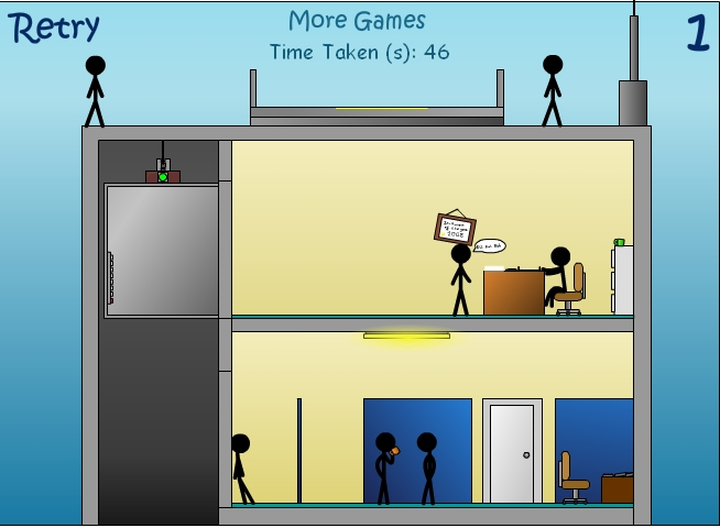 Игра Несчастный cлучай онлайн
