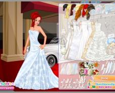 Игра Одеть невесту онлайн