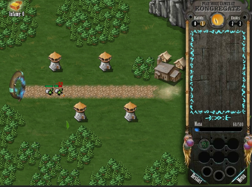 Игра Повелитель тьмы онлайн