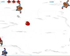 Игра Снежная война онлайн