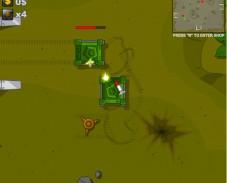 Игра Танк Разрушитель онлайн