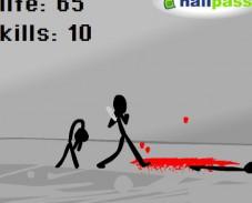 Игра Убей всех ножом онлайн
