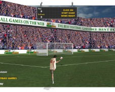Игра Удар по Воротам онлайн