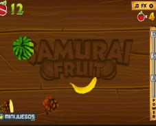 Игра Фруктовый Самурай онлайн