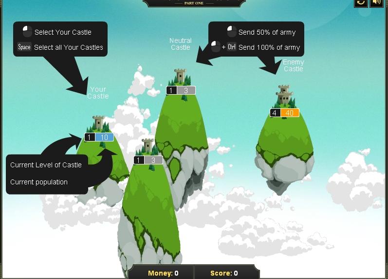 Игра Царь горы онлайн
