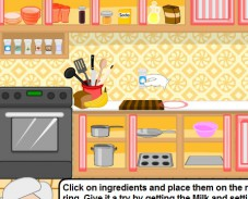 Игра Бабушкина кухня онлайн