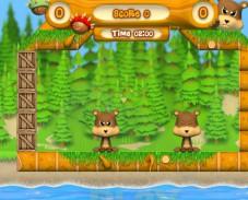 Игра Белки и орехи онлайн